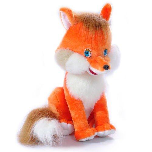 Игрушки мягкие лиса