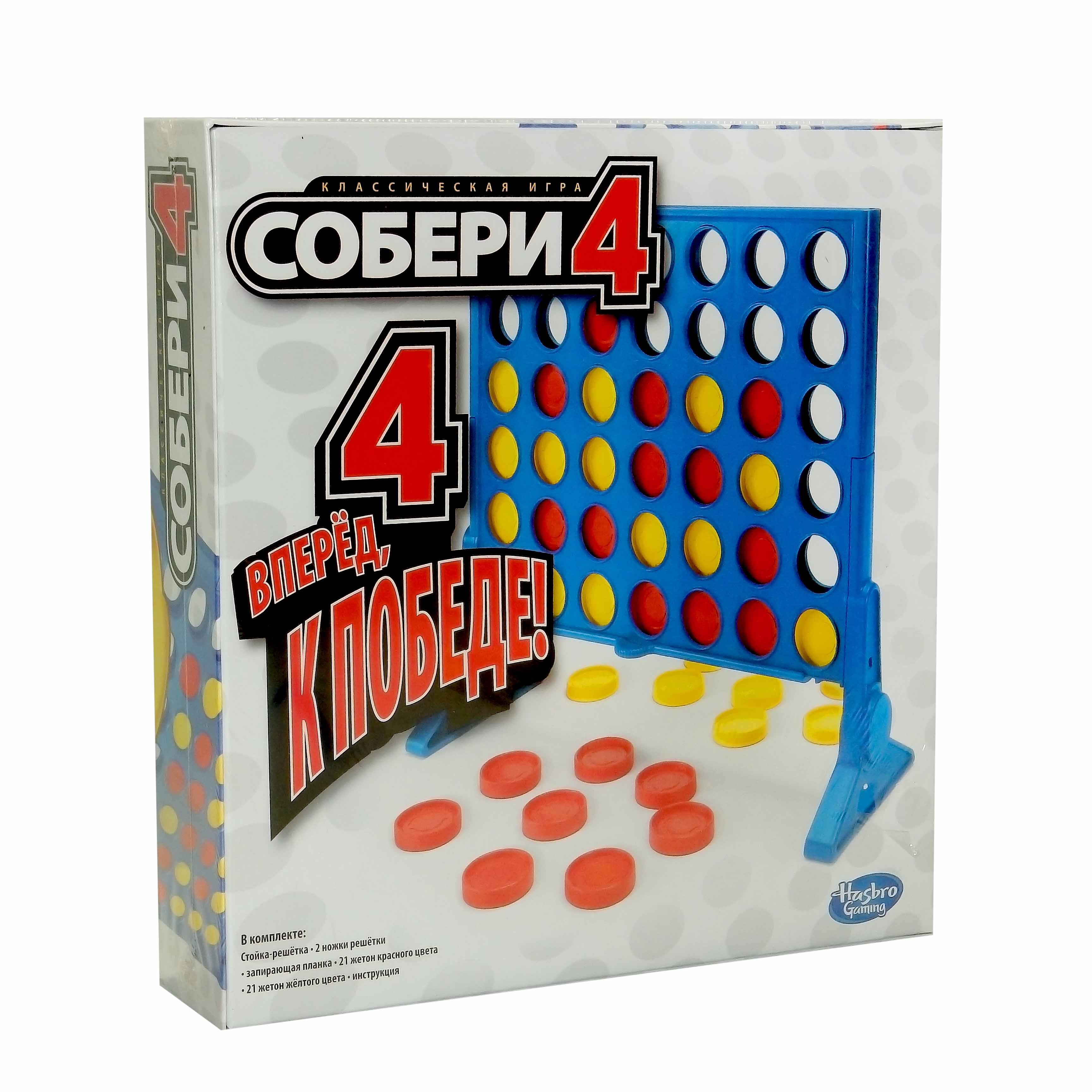 Игра  Собери 4 OTHER GAMES 1131569/А5640(А5648) OTHER GAMES HASBRO